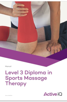 Active IQ level 3 Diploma in Sports Massage